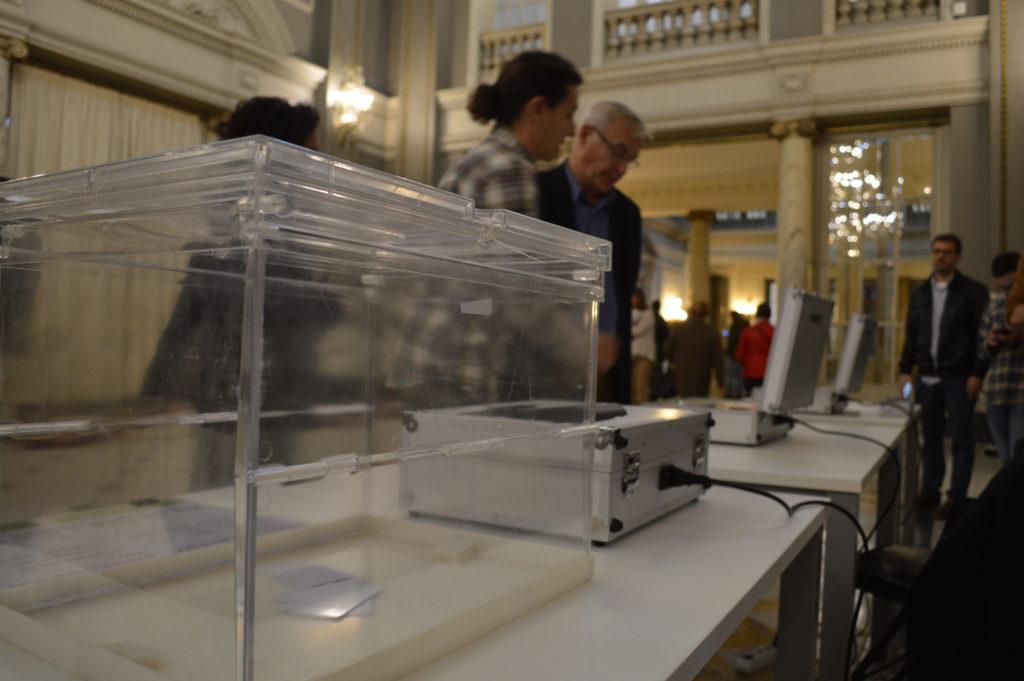 Sistema de voto